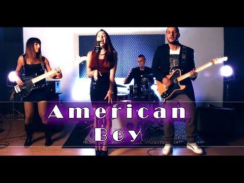 AMERICAN BOY ESTELLE | Guitar Bass Drum Cover Steven Universe Garnet Dw Drums Vater Drumsticks