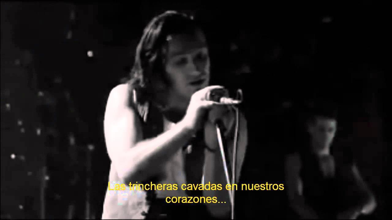 U2 Sunday Bloody Sunday Subtítulado Español Youtube