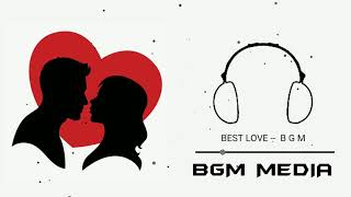 TRISHQ ILLANA NAYANTHARA BGM | BEST LOVE BGM | BGM MEDIA