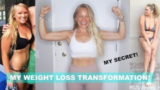 My Weight Loss Journey (the truth) | Alix Traeger