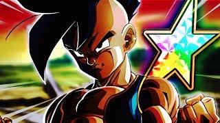 LR MAJUUB IS AMAZING! Dragon Ball Z DBZ Dokkan Battle 100% LR Uub Showcase