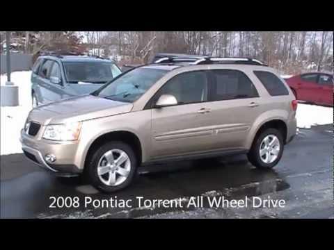 2008 Pontiac Tor All Wheel Drive