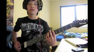 Parkway Drive - Dark Days Guitar Cover