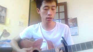 [Guitar Cover] Đôi mắt  Wanbi Tuấn Anh