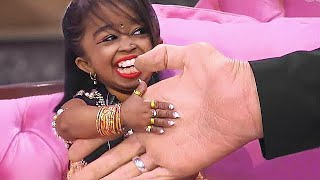 The Smallest Woman in the World…
