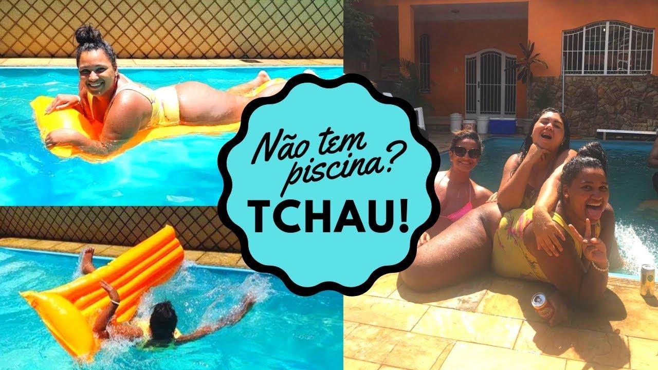 Samanta Moneratty - Não tem piscina? TCHAU!