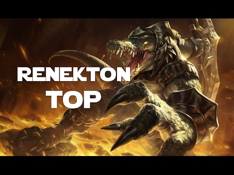 League of Legends - Renekton Top