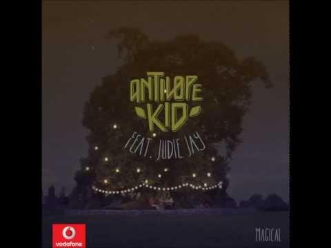Antilope Kid feat. Judie Jay - Magical + Dalszöveg (Vodafone A legek hálózata reklám zenéje)