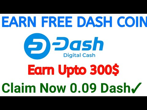 Earn Money Free 300$ Of Dash Coin | New Hourly Roll Website 2020 Without Investment Live Urdu/Hindi