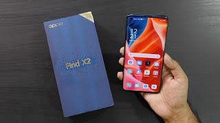Oppo Find X2 Unboxing & Overview with 65W Charging