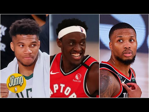 The NBA bubble midpoint awards: Best player, best team, biggest disappointment | The Jump