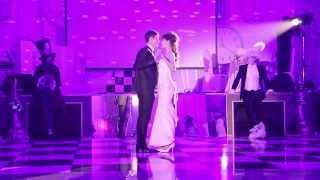 видео Необычная свадьба. Полет фантазии.  ❤  как поздравить любимую с датой