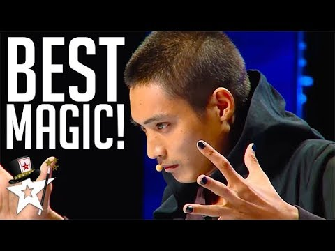 Best Illusionist Auditions | Myanmar's Got Talent | Magicians Got Talent