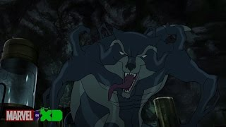 "Guardians of the Galaxy — ""Venom Rocket"" Season 2 Ep.14 / Стражи Галактики — Сезон 2, Серия 14 [HD]"