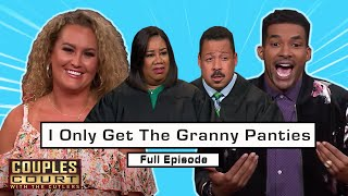 I Only Get The Granny Panties: 20-Year Marriage On the Line (Full Episode) | Couples Court