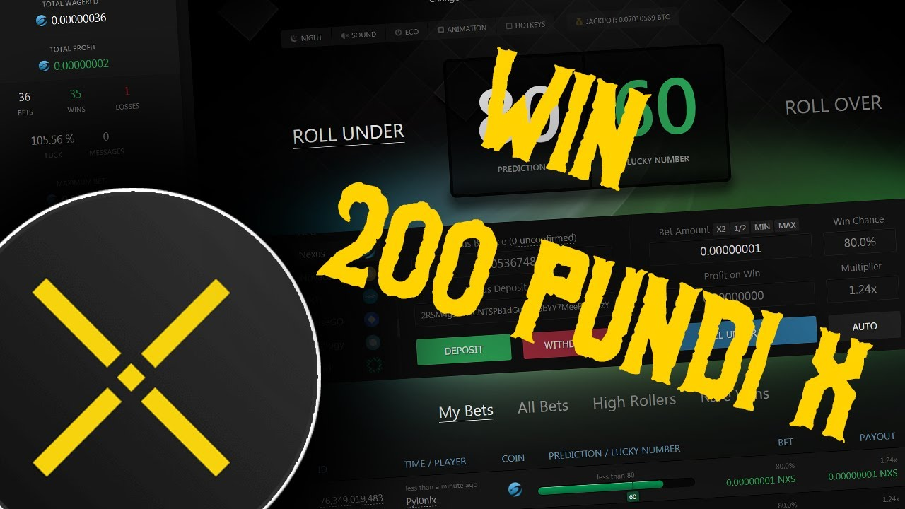 WIN 200+ PUNDI X WITH SAFE STRATEGY - LUCKYGAMES