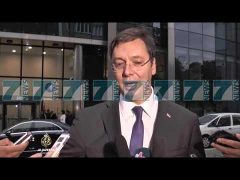 KOSOVA E SERBIA PERBALLEN NE NIVEL PRESIDENTI E KRYEMINISTRI - News, Lajme - Kanali 10