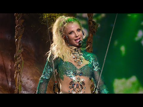 Thumbnail: Britney Spears - Toxic (Live From Las Vegas)