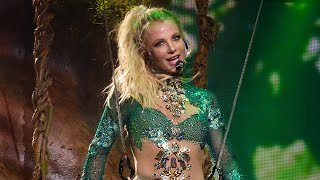 Repeat youtube video Britney Spears - Toxic (Live From Las Vegas)