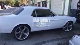 Detras De Las Camaras Con Bad Bunny - Soy Peor