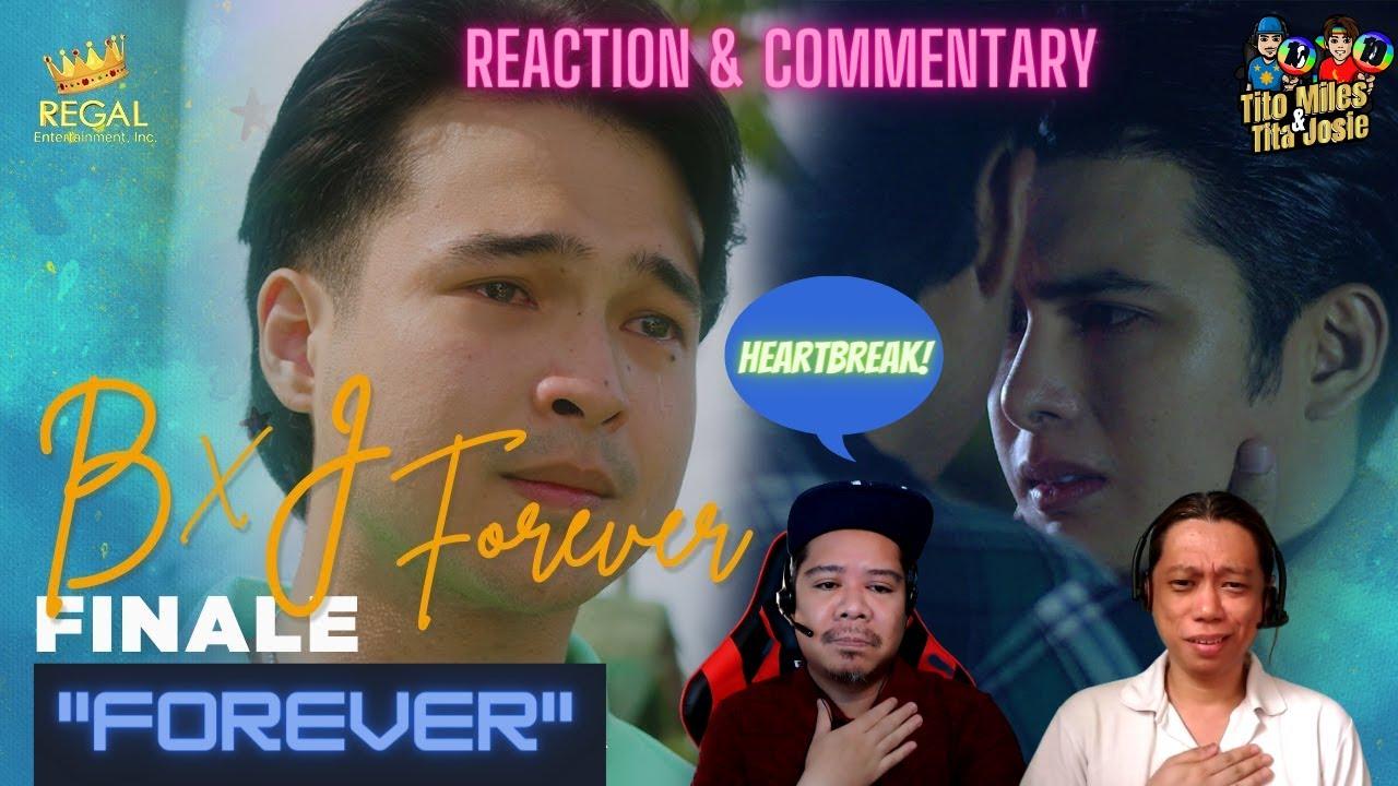 Download Ben x Jim BXJ Forever Season 2 Finale - Episode 8: Forever - Reaction / Commentary
