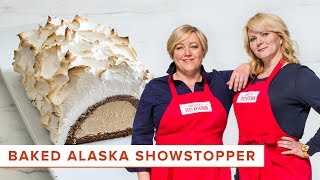 How to Bake a Showstopping Baked Alaska