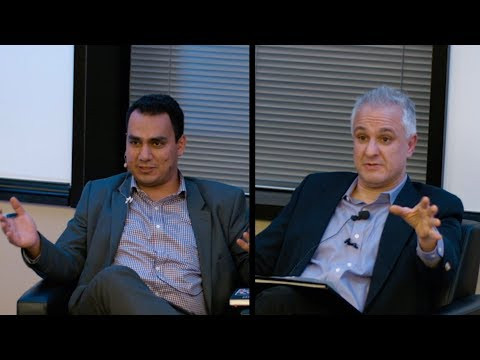 (Full) Faisal Al Mutar & Peter Boghossian at Portland State (11/8/17)