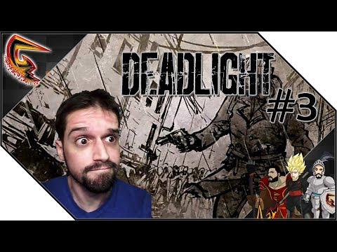 Las cloacas y el ratero - #3 Walking into DEADLIGHT