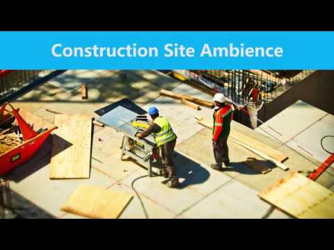 30 MINUTES: Construction Site Ambience (CC BY 4.0)