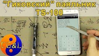 Паяльник настоящего гика TS100(, 2015-11-27T07:55:48.000Z)