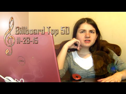 Billboard Top 50 (11-28-15)