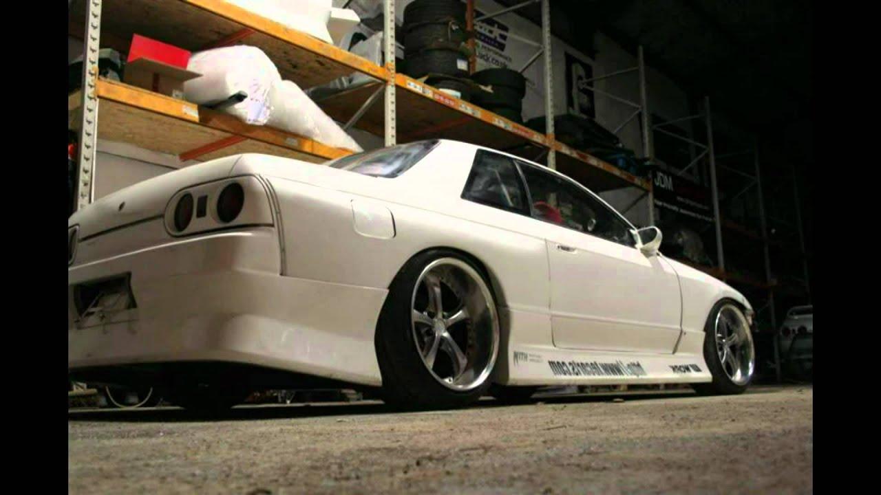 Nissan Skyline GTR 32, GTR 33, GTR 34 an the GTR - YouTube