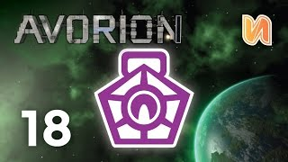 MISSION: ARTIFACT DELIVERY | Avorion Ep 18