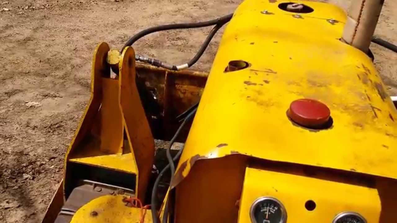 Terratrac gt25 crawler dozer, new hydraulics
