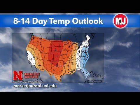 November 18, 2016 Weekly Weather Forecast