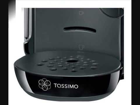 Tassimo Coffee Maker Not Hot Enough : Bosch Tassimo T12 Vivy TAS1202GB Hot Drinks & Coffee Machine - Black - YouTube