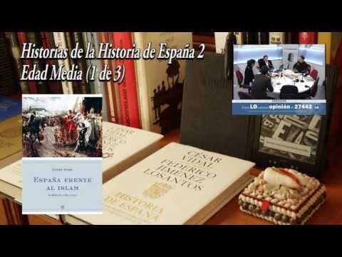 Breve Historia de España 2 - Edad Media (1 de 3) de los Visigodos al Califato y Almanzor.