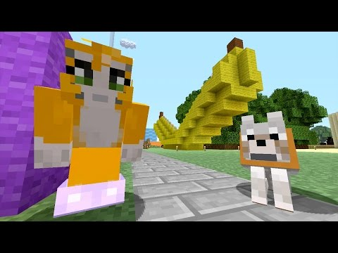 Minecraft Xbox - Big Banana [340]