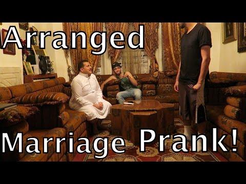 ARRANGED MARRIAGE PRANK! (MY DAD PRANKS ME!)