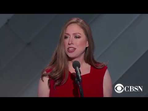 Does Chelsea Clinton Sound Like a Billy Goat