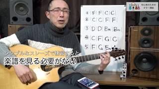 バレーコードが苦手な人のための基礎練習 初心者のためのギター講座