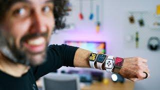 Apple Watch S5. TY NEJCHYTŘEJŠÍ HODINKY [4K]