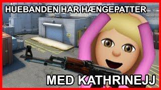 HUEBANDEN HÆNGER 🙆🙆 Med Kathrinejj