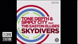 tone depth simply city feat the easton ellises skydivers lost on a beach reprise