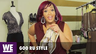 Goo Ru Style | How to Style Your Look with Shoes & Purses | WE tv
