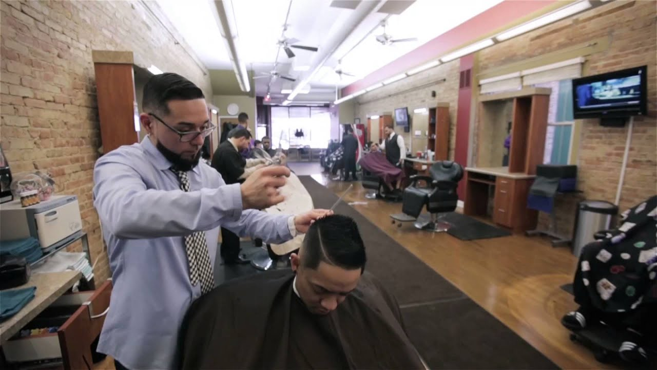 Aurora Downtown Big Boss Barbershop Youtube