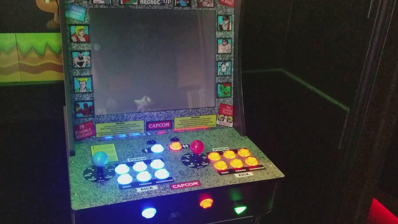 Arcade1up mod on/off switch