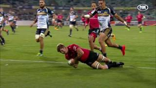 2017 Super Rugby Rd 12: Brumbies v Lions
