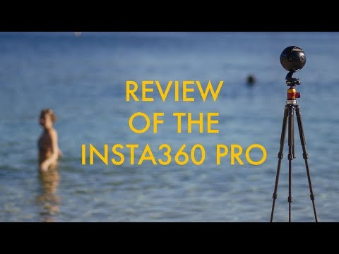 Review of the Insta360 Pro