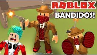 Bandidos en Roblox Simulador de BandidoRoblox Karim Juega Roleplay